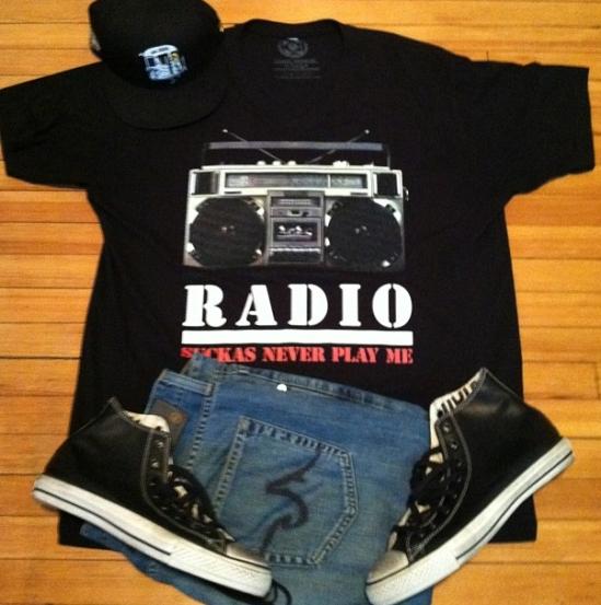 Radio Tee